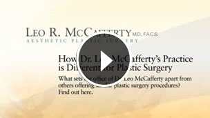 About Leo McCafferty, MD, FACS